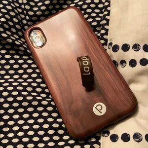 Loopy case for iPhone X